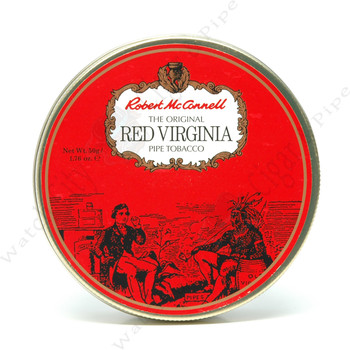 "McConnell ""Red Virginia"" 50g Tin"
