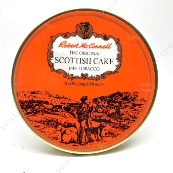 "McConnell ""Scottish Cake"" 50g Tin"