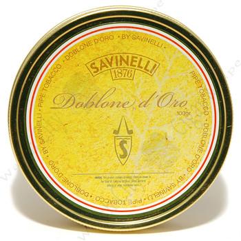 "Savinelli ""Doblone d'oro"" 100g Tin"