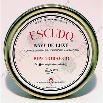 """Escudo """"Navy Deluxe"""" 50g Tin"""