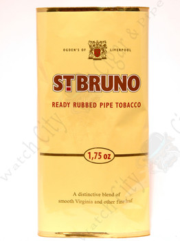St Bruno Ready Rubbed 1.75 oz Pouch