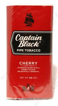 Captain Black Cherry (Pouch) 1.5 oz