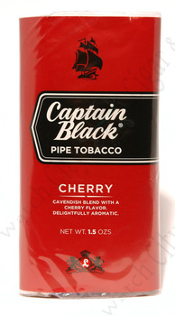 Captain Black Cherry (Pouch) 1.5 oz