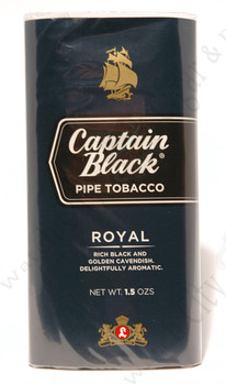 Captain Black Royal (Pouch) 1.5 oz