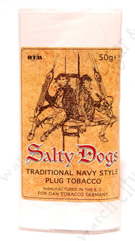 Dan Pipe Salty Dog's 50g Pouch