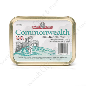 Samuel Gawith Commonwealth Mixture 50g Tin