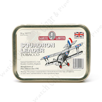 Samuel Gawith Squadron Leader 50g Tin