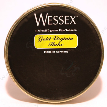 Wessex Gold Virginia Flake 50g Tin