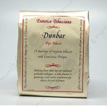 "Esoterica ""Dunbar"" 8oz Bag"