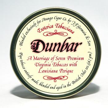 """Esoterica """"Dunbar"""" 2 oz Tin"""