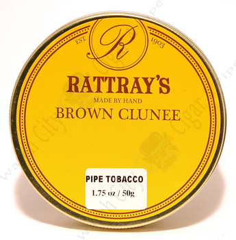 "Rattrays ""Brown Clunee"" 1.75 oz Tin"