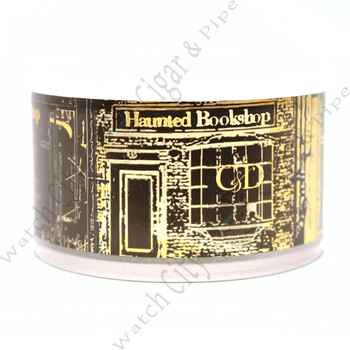 "Cornell & Diehl ""Haunted Bookshop"" 2 oz Tin"