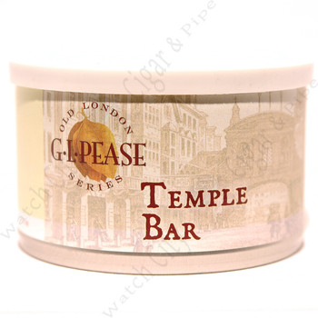 G.L. Pease Temple Bar 50gr Tin