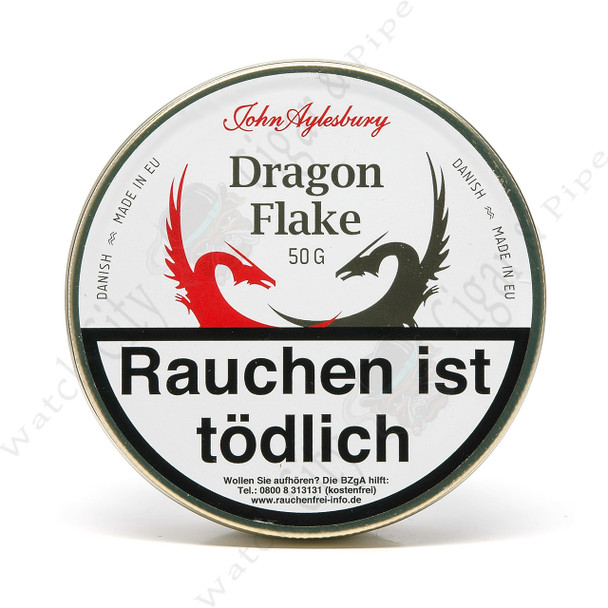 "John Aylesbury ""Dragon Flake"" 50g Tin"
