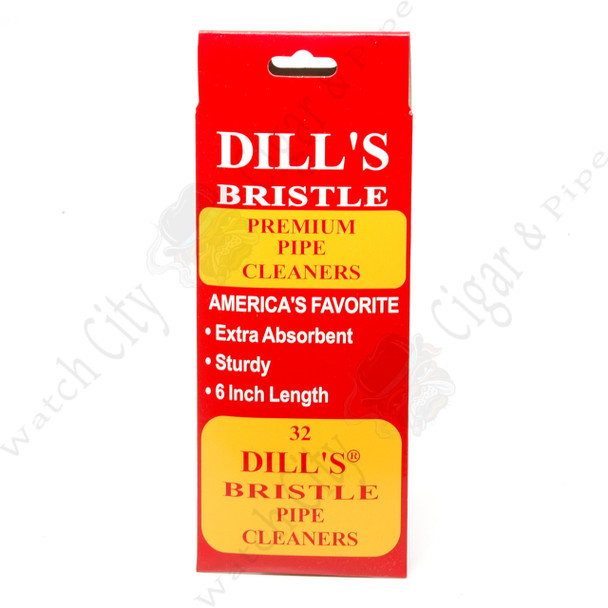Dill's Bristle Pipe Cleaners