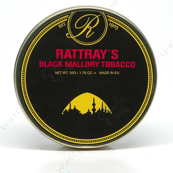 "Rattray's ""Black Mallory"" 1.75 oz Tin"