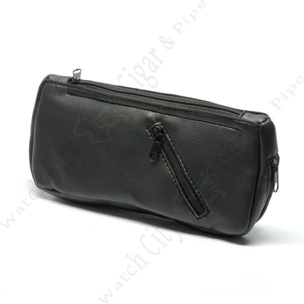 Vinyl 2 Pipe Combo Pouch