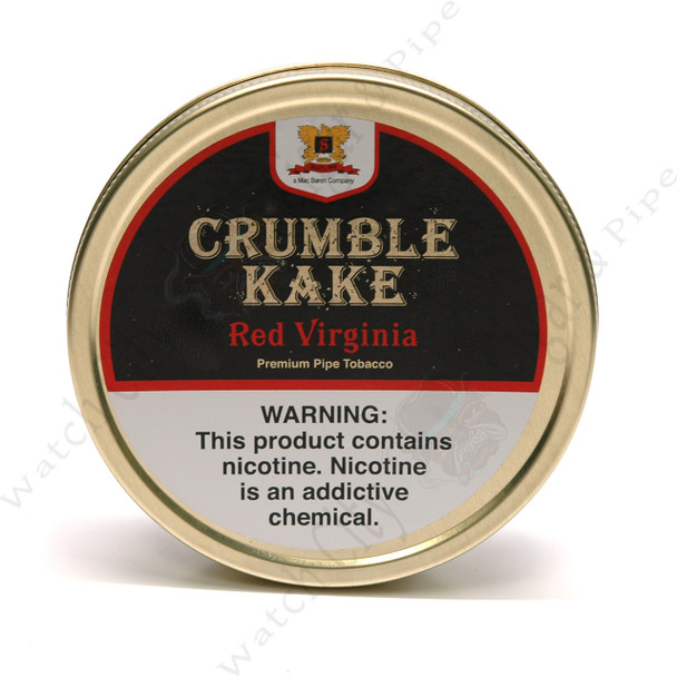 """Sutliff Crumble Cake """"Red Virginia"""""""