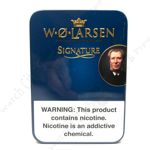 """W.O. Larsen """"Signature"""" 3.5 oz Tin"""