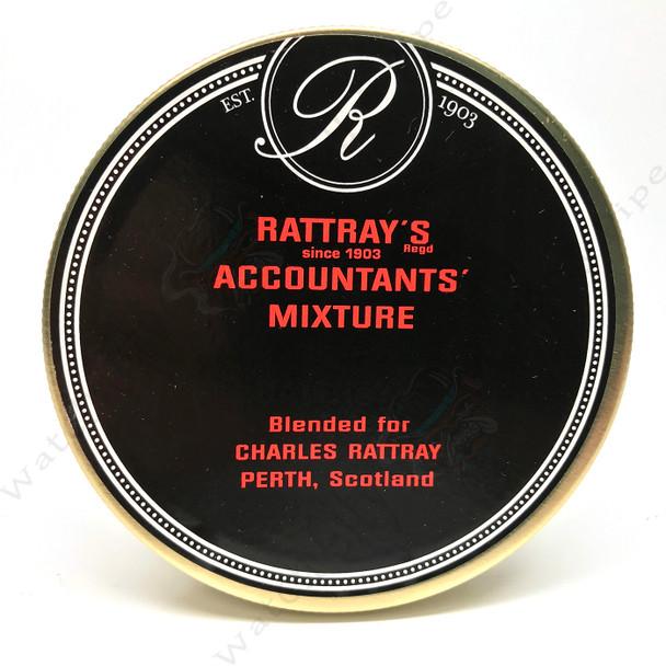 "Rattray's ""Accountant's Mixture"" 1.75 oz Tin"