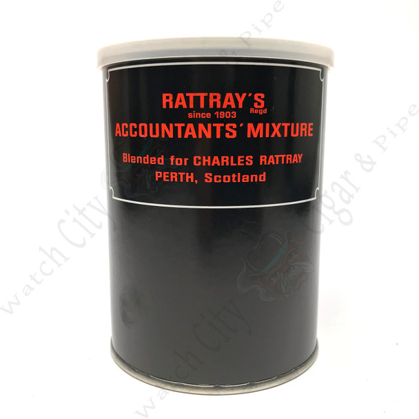"Rattray's ""Accountant's Mixture"" 100gr Tin"