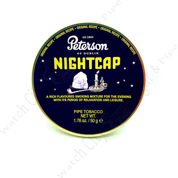 "Peterson ""Nightcap"" 50g Tin"
