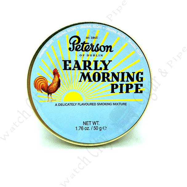 "Peterson ""Early Morning Pipe"" 50g Tin"