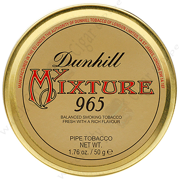 """Dunhill """"My Mixture 965"""""""