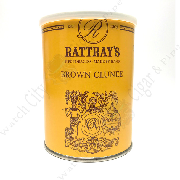 "Rattray's ""Brown Clunee"" 100g Tin"