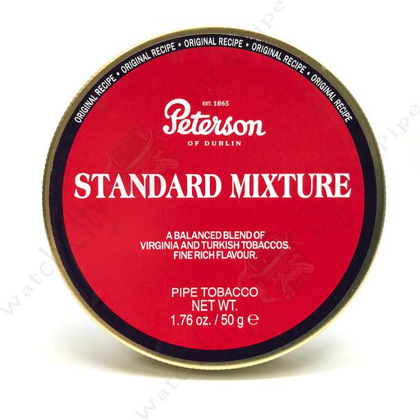 """Peterson """"Standard Mixture"""" 50g Tin"""