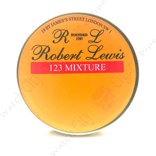 """Robert Lewis """"123 Mixture"""" 50g Tin"""