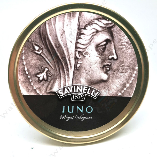 "Savinelli ""Juno"" Royal Virginia 50gr tin"