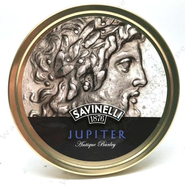 "Savinelli ""Jupiter"" Antique Burley 50gr tin"