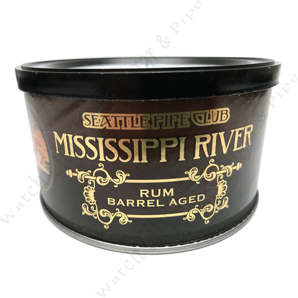 """SPC """"Mississippi River Barrel Aged"""" 2 Ounce Tin"""