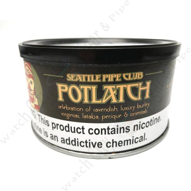 """SPC """"Potlach"""" 2 Ounce Tin"""