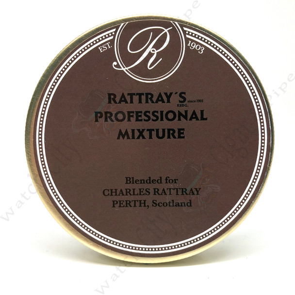 "Rattray's ""Professional Mixture"" 1.75 oz Tin"