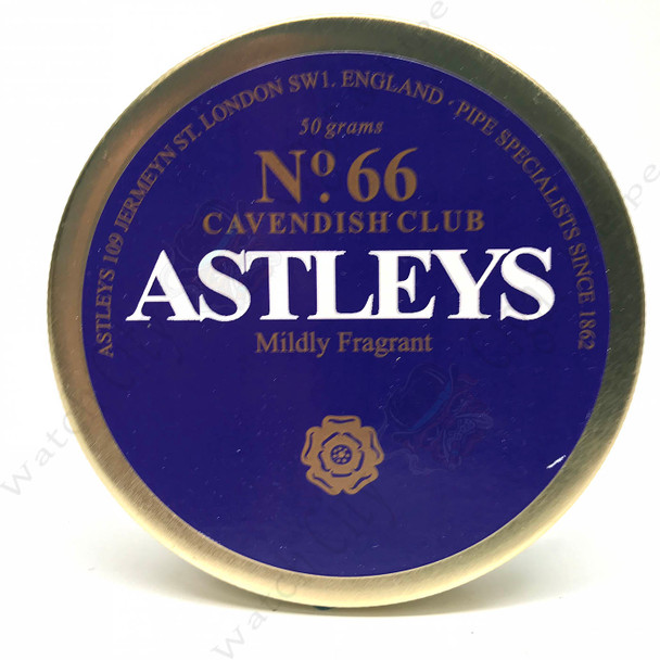 "Copy of Astleys ""#66 Cavendish Club"""