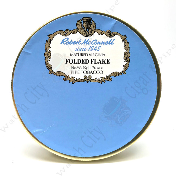 "McConnell ""Folded Flake"" 50g Tin"