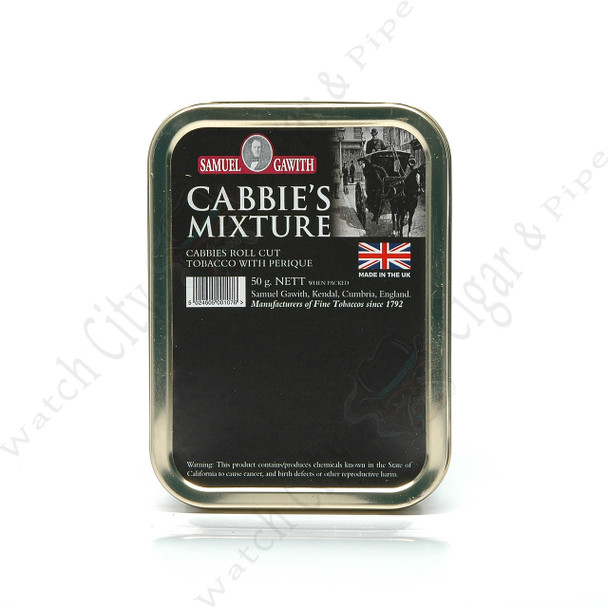 """Samuel Gawith """"Cabbie's Mixture"""""""