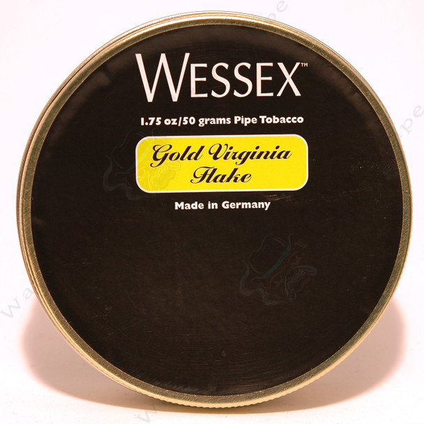Wessex Gold Virginia Flake 50g Tin