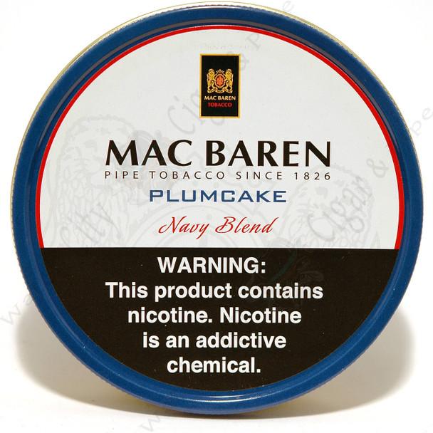 Mac Baren Plumcake 3.5 oz Tin