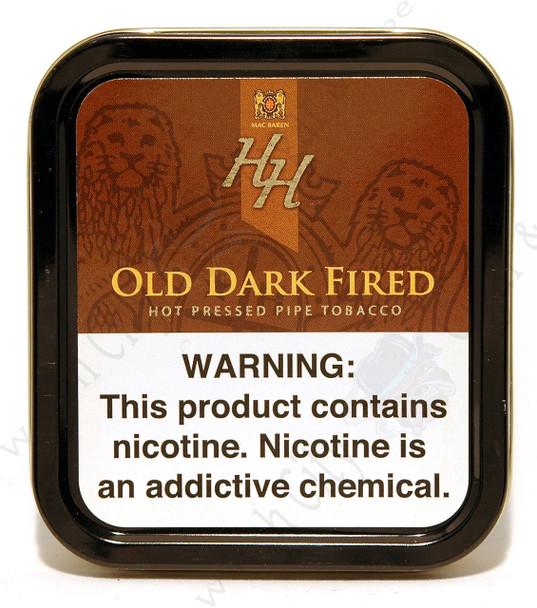 """Mac Baren HH """"Old Dark Fired"""" 1.75 oz Tin"""
