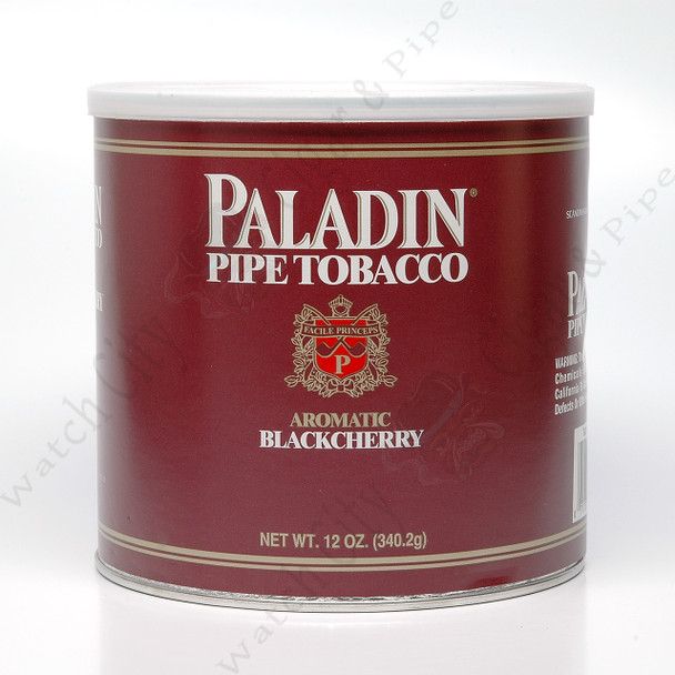 Paladin Black Cherry 12 oz Can