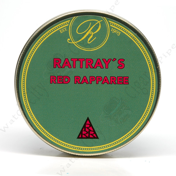 "Rattray's ""Red Rapparee"" 1.75 oz Tin"
