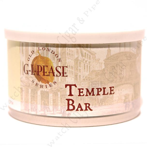G.L. Pease Temple Bar 50gr Tin