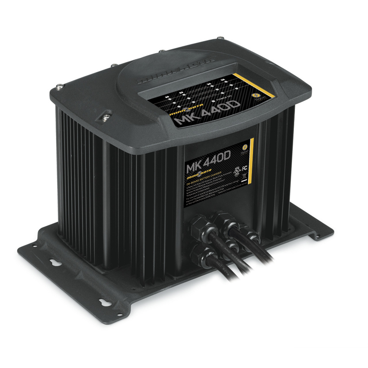 Minn Kota Boat Marine MK-BC-1 Battery Connectors Fits post-type battery terminal