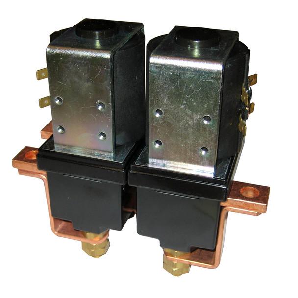 VETUS Solenoid Switch - 24V - Pair  [SET0044]