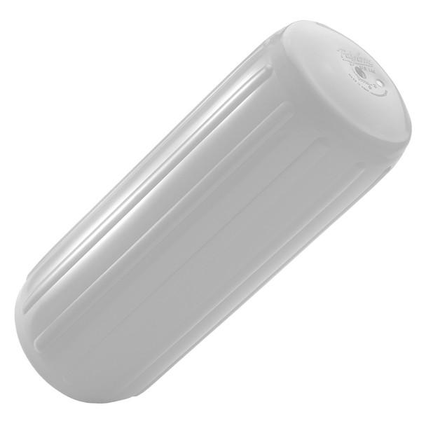 Polyform HTM-1 Hole Through Middle Fender 6 x 15 - White  [HTM-1-WHITEWO]