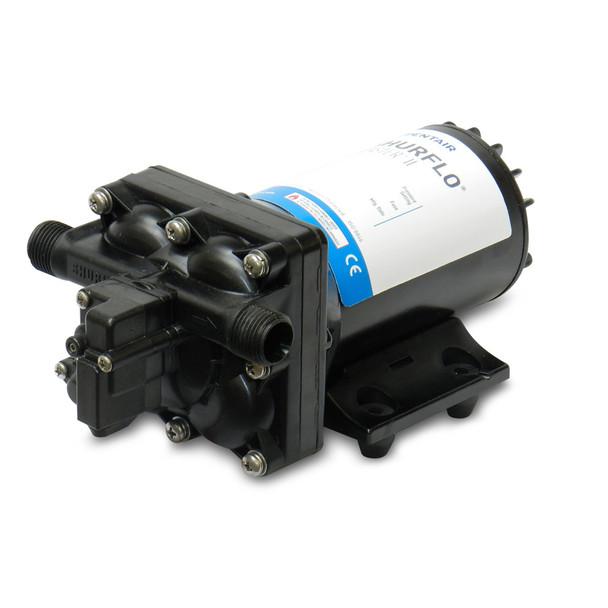 SHURFLO BLASTERII Washdown Kit - 12VDC, 3.5GPM w/25' Hose, Nozzle, Strainer & Fittings  [4338-121-E07]