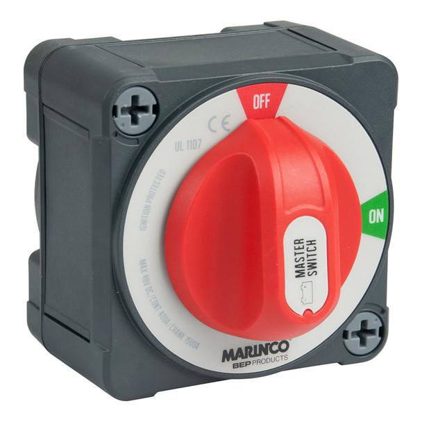 BEP Pro Installer 400A EZ-Mount Double Pole Battery Switch - MC10  [770-DP-EZ]